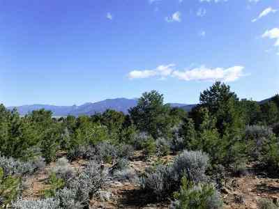 Taos Residential Lots & Land For Sale: La Semilla