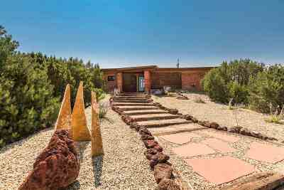 Taos Single Family Home For Sale: 437 Tune Drive