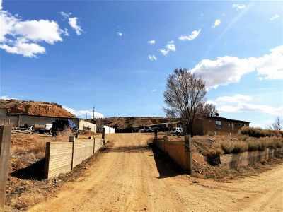 Taos County Single Family Home For Sale: #7 Las Palomas Road