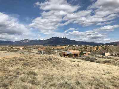 Taos Residential Lots & Land For Sale: Nighthawk Court