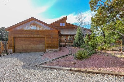 Taos County Single Family Home For Sale: 10 Canyon View Road
