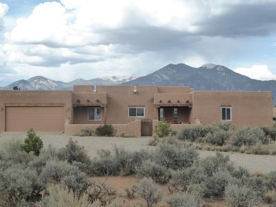 Taos County Single Family Home For Sale: 3 Rolling Sage