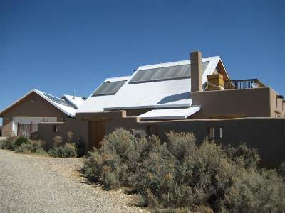 Taos County Single Family Home Active-Price Changed: 43 Luz Del Monte