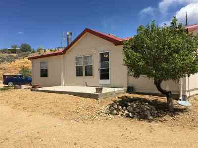 Taos County Single Family Home For Sale: 10 Las Palomas Drive