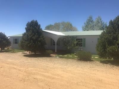 Taos Single Family Home For Sale: 434 Herdner