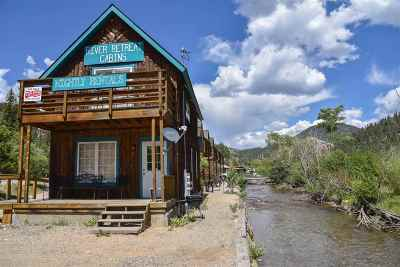 Red River Single Family Home For Sale: 101 High Cost Trail
