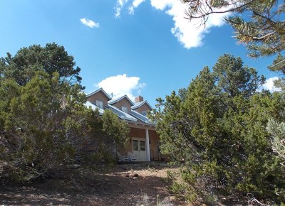 Taos County Single Family Home For Sale: 58 Deer Mesa Road