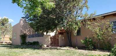 Taos Single Family Home Active/Under Contract: 1433 Couse