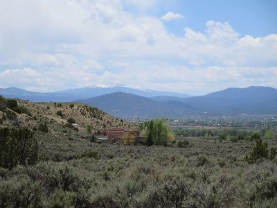 Taos Residential Lots & Land For Sale: Lot Re.1 Nighthawk Trail