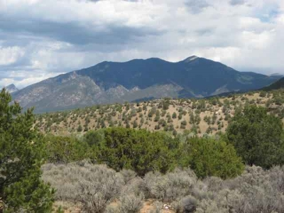 Taos Residential Lots & Land Active-Price Changed: Lot 5 Canon Court