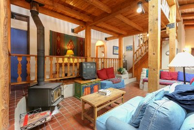 Taos Single Family Home For Sale: 120 Manzanares