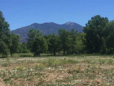 Taos Residential Lots & Land For Sale: Tract D Charlotte Lane