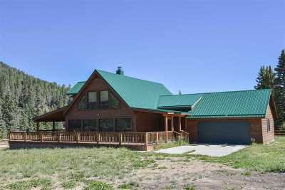 Red River NM Single Family Home For Sale: $499,000