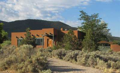 Taos Single Family Home For Sale: 1450 Couse Street