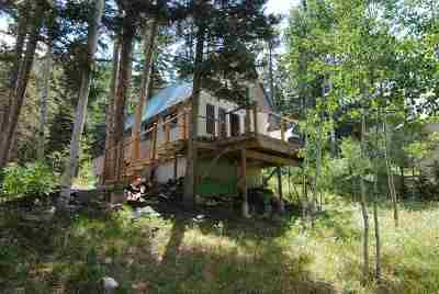 Taos County Single Family Home For Sale: 121 Twining Road