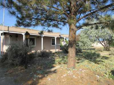 Taos Single Family Home For Sale: 210 Sipapu Road