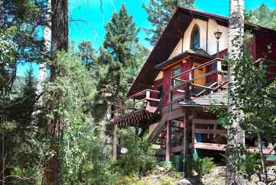 Taos County Single Family Home For Sale: 3 Coyote Lane