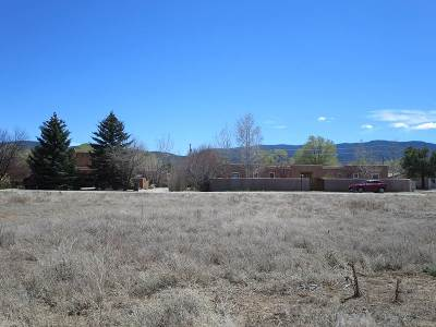 Taos Residential Lots & Land For Sale: 512 Apache Street