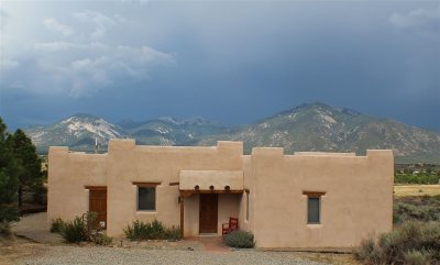 Taos Single Family Home For Sale: 7 Tierra Madre