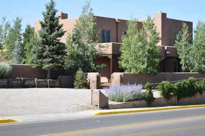 Taos NM Single Family Home Active-Extended: $1,950,000