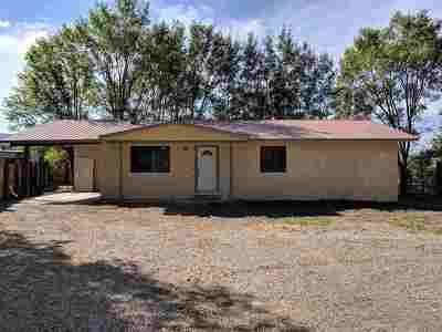 Taos Single Family Home For Sale: 203 Camino Del Medio