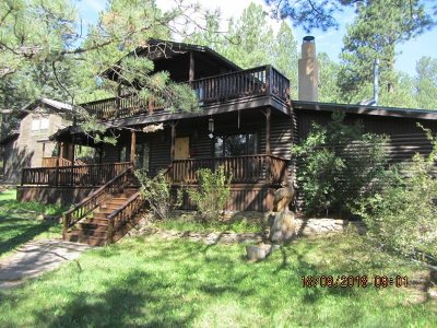 Taos County Single Family Home Active-Price Changed: 2 Cielo Vista Dr