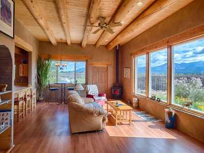 Taos Single Family Home Active-Price Changed: 32 Colonias Pointe