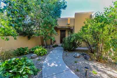 Taos Single Family Home Active/Under Contract: 106 Vista Lane