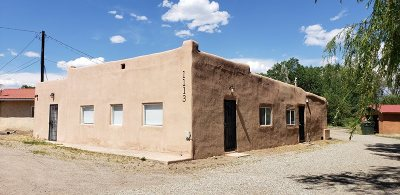 Taos Single Family Home Active-Price Changed: 1113 Paseo Del Pueblo Norte