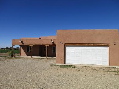 Taos County Single Family Home For Sale: 6 Latilla Lane