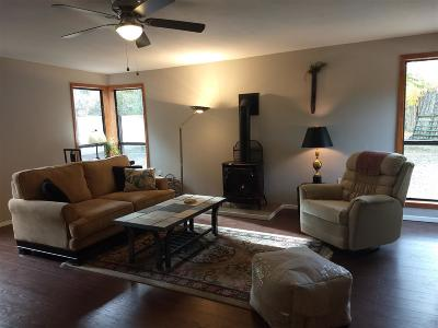 Taos County Single Family Home Active-Price Changed: 844 Upper Ranchitos Rd