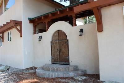 Taos County Condo For Sale: 26219 Us Highway 64
