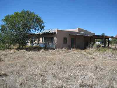 Taos Multi Family Home For Sale: 526 Hondo Seco Road