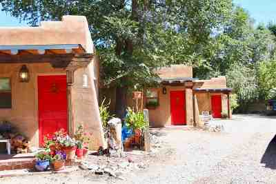Taos Multi Family Home Active/Under Contract: 417 Liebert Street