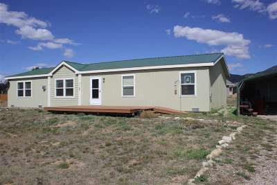 Single Family Home For Sale: 116 Indian Paintbrush