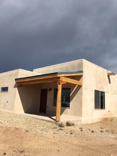 Taos County Single Family Home For Sale: 5 Seco Lane