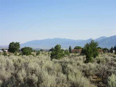 Taos Residential Lots & Land For Sale: 1 Maestes Espinosa