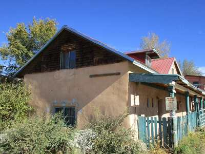 Taos Multi Family Home For Sale: 62 Ranchos Plaza