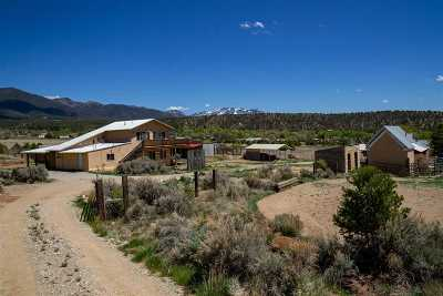 Taos County Single Family Home Active-Extended: 28 Schreiber Road