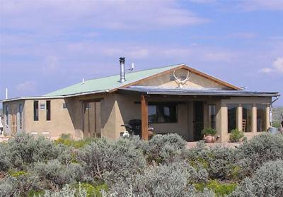Taos Single Family Home For Sale: 10 Third Street