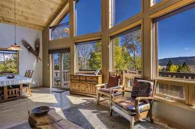 Angel Fire Single Family Home Active-Price Changed: 225 Taos Pines Ranch Rd