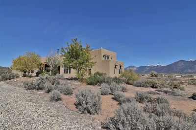 El Prado NM Single Family Home Active-Price Changed: $469,900
