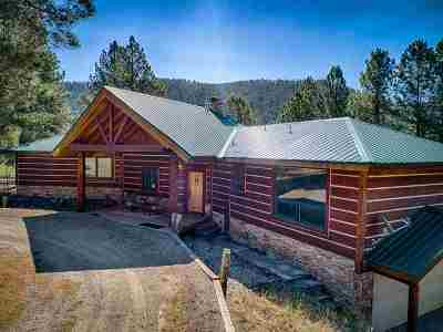 Angel Fire Single Family Home For Sale: 67 St Andrews Way