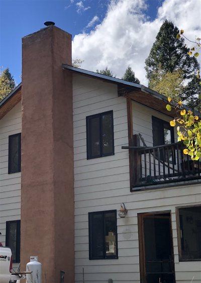 Taos Single Family Home For Sale: 77 Verada De Los Angeles