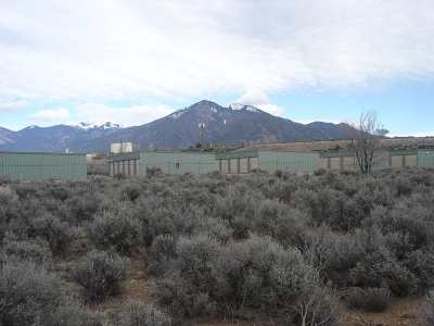 Taos Residential Lots & Land For Sale: Off Of Blueberry Hill Rd