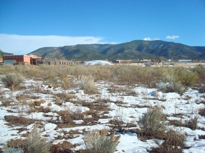 Taos Residential Lots & Land For Sale: Santiago Rd Off Gusdorf