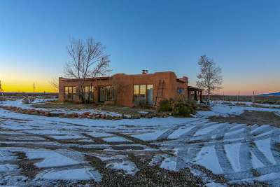 Taos Single Family Home For Sale: 5 Nighthawk Trail