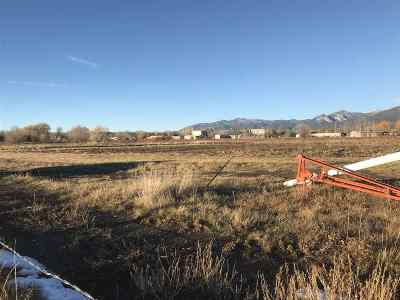 Taos Residential Lots & Land For Sale: End Adrienne Road