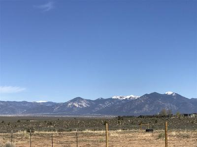 Taos Residential Lots & Land Active-Extended: 123 Country Club Dr