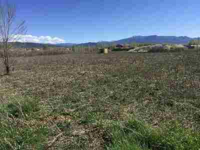 Taos Residential Lots & Land For Sale: 320 Camino Del Medio
